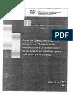 Bases de Conclusiones Direccionamiento Estrategico CTCP