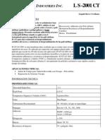 Ficha Icat Ls2001 Ct