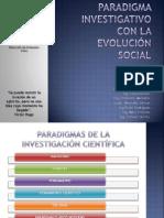 PARADIGMA INVESTIGATIVO CON LA EVOLUCIÓN SOCIAL.pptx