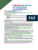 Bible Study on Faith Charity NT Commandme