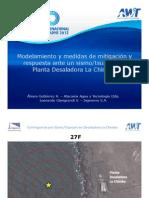Modelo Mitigación SismoTsunami-La Chimba