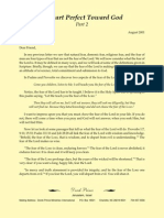 Derek Prince- A heart Towards GOD, part -2