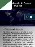 2 - Regionalização do Espaço mundial 01