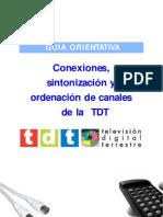 guiaconexionsintonizacionTDT