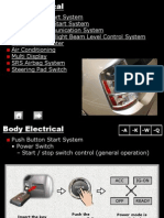 '04 PRIUS Body Electrical