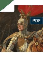 Stefan Corvus, Red zmaja I-II