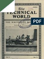 19040800 - The Whitehead Torpedo Deck Tube