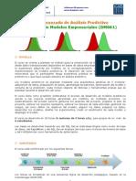 Brochure Curso Avanzado de Análisis Predictivo Desarrollo de Modelos Empresariales (DM061)