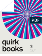 Quirk Books Subrights Catalog
