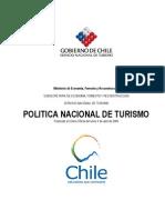 Politica Nacional de Turismo 2005
