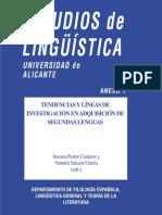 El discurso académico español de Graciela Vazquez