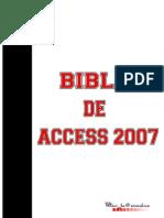 Biblia Del Access 2007