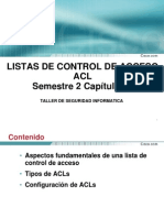 Ccna2 Cap11 Clase Acls