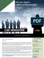 CMT Newsletter Sep 2012