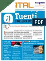 Reportagem Zero Hora sobre Rede Social Tuenti com Alexandre Atheniense