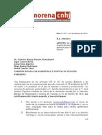 Notificación a CEHJ Yucatán