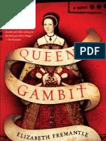 QUEEN'S GAMBIT by Elizabeth Fremantle - Special Sneak Preview!