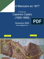 Ferrocarril Mexicano - Casimiro Castro
