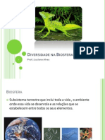 11 Diversidade Na Biosfera