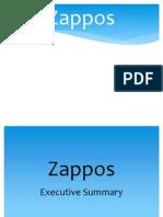 Zappos Final