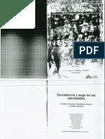 Valenzuela-Decadencia y Auge de Las Identidades