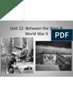 unit 12 - between the wars  wwii website