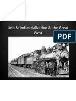 unit 8 - industrialization website
