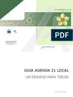 GUIA AGENDA 21 LOCAL - UM DESAFIO PARA TODOS [APA 2007]