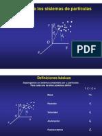 Dinamica  _ Sistema de Particulas  UNS