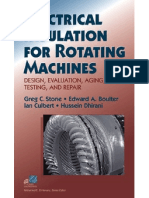 Electrical Insulation for Rotating Machines