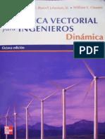 Mecanica Vectorial Para Ingenieros, Dinamica.pdf