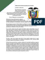 31 de Octubre Dia Del Escudo Nacional Del Ecuador