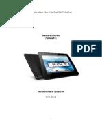 iTab971DualCore Manual RO