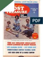 Lost Treasure 1976 December