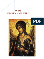 Vision of Heaven and hell