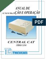 29120037 Manual Central Cat-48 v05