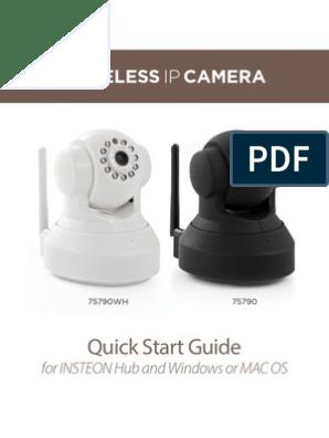 75790-qsg | Port (Computer Networking) | Ip Address