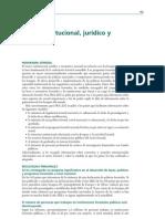 Marco Institucional a Nivel Internacional