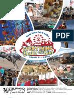 2013 Fair Sponsor & Vendor Packet