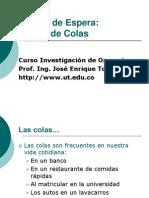 TUTORIA 5 INVESTIGACION DE OPERACIONES LINEAS DE ESPERA.ppt
