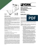 York DM180 Technical Guide