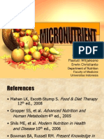 Micronutrients 2008