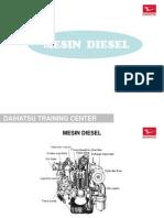 3.a.2. Materi Mesin Diesel Dari DAIHATSU