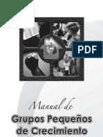 IASD - Manual de Grupos Pequeños en crecimiento