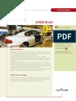 Case AUNDE Brazil