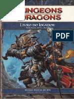 [D&D 4.0] Livro Do Jogador 1