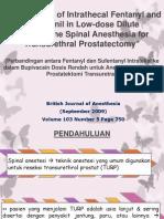 Jurnal Anestesi - Fentanil and Sufentanil