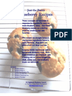 Basic Blueberry Recipes1
