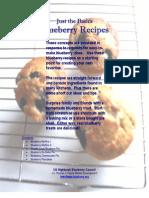 Basic Blueberry Recipes1