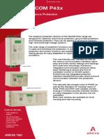 P43x Brochure